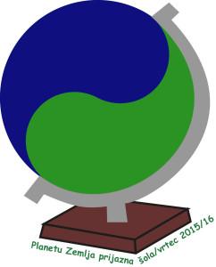 Logo PZ prijazna šola-vrtec 2015-16