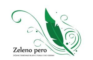 Zeleno pero1